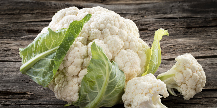 Image result for white cauliflower