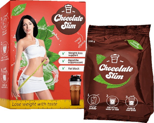 Chocolate Slim thật