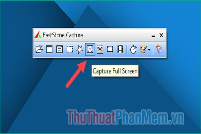 Cách chụp ảnh màn hình bằng phần mềm Faststone Capture chuyên nghiệp nhất